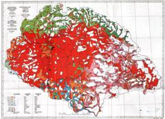 Teleki Pál híres vörös térképe