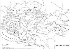 Magyarország néprajzi tájtérképe