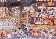 A mohácsi csata — török szemmel