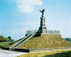 Ősi magyar jelkép a turulmadár. A Turul-emlékmű Tiszaújlakon, Kárpátalján