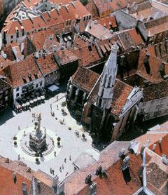 """Sopron, a """"leghűségesebb város"""""""