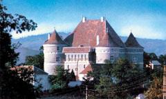 Küküllővár. A Bethlenek reneszánsz várkastélya